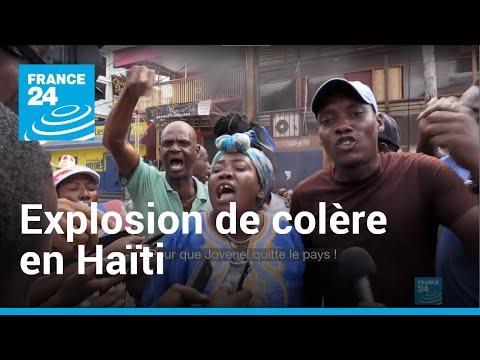 Explosion de colère en Haïti : la crise de mal en pis