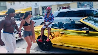 "GOLD DIGGER Prank GOLD BENTLEY ""I Can Take Your Girl"""