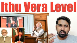 India – Australia Virtual Summit | Tamil | Siddhu Mohan