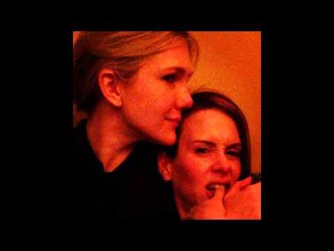 Lily Rabe and Sarah Paulson  Raulson  Criminal