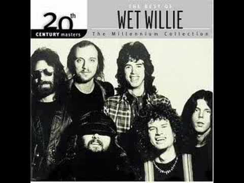Wet willie keep on smilin