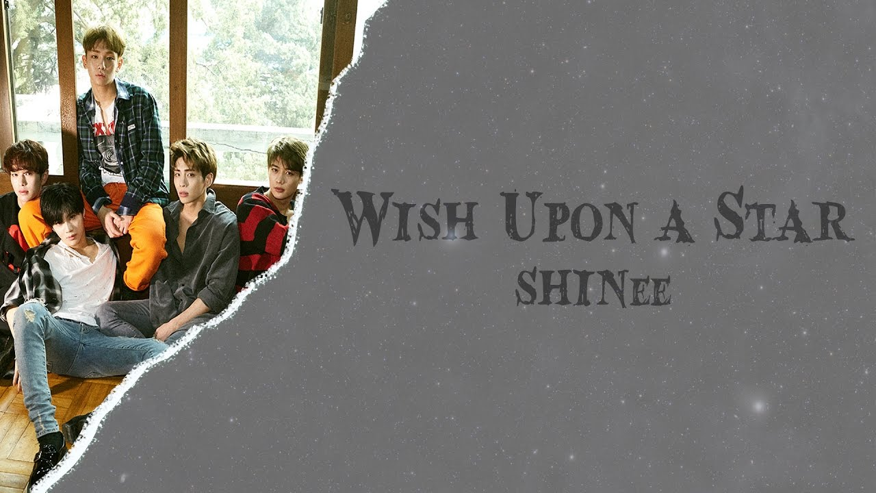 "Image result for SHINee's ""Wish Upon A Star"