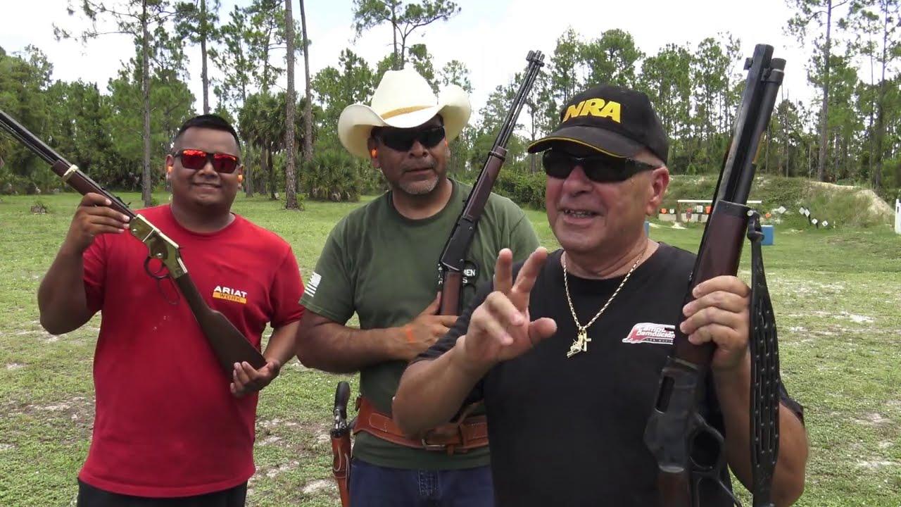 La Familia de los Rifles Henry