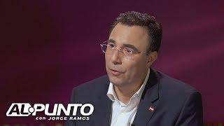 """Luis Zelaya: """"El verdadero problema en Honduras es el tránsito de drogas a EEUU"""""""