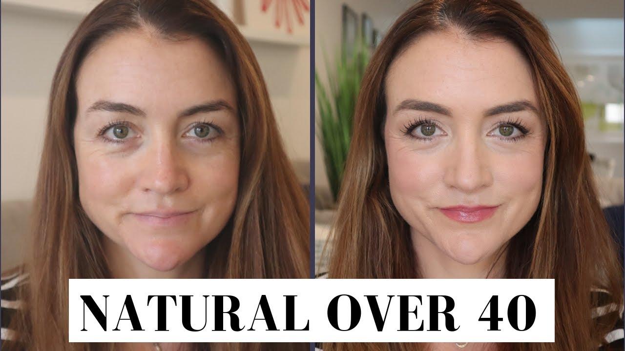"""Natural """"No Makeup"""" Makeup Tutorial - Over 8 Beauty"""