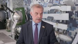 Владимир Бакин и Герман Гончаров осмотрели обновленный музей истории завода «АВИТЕК»