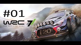 WRC 7 FIA World Rally Championship (PC) - Gameplay Walkthrough Part 1