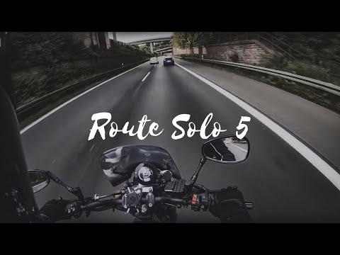 Route Solo 5   Wuppertal   Hollanda   Belcika   Fransa   Solo Motorcu   XSR 900   Nesli Avci