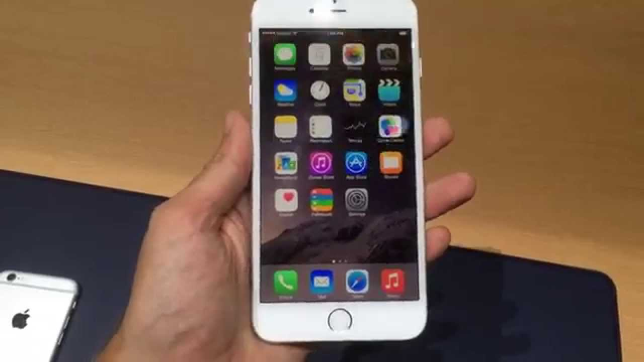 iphone 6 and 6 plus iphone 6 plus 5 5 pulgadas on demo 17526