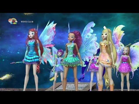 Winx Club 6x14 - Mythix Transformation (Indonesian/English - MyKids)