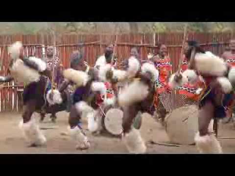 Daytrip to Swaziland (warning: Ethan dancing)