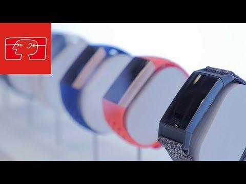 Vergleich der Fitness-Tracker Fitbit Charge 3 und 2 » Sir