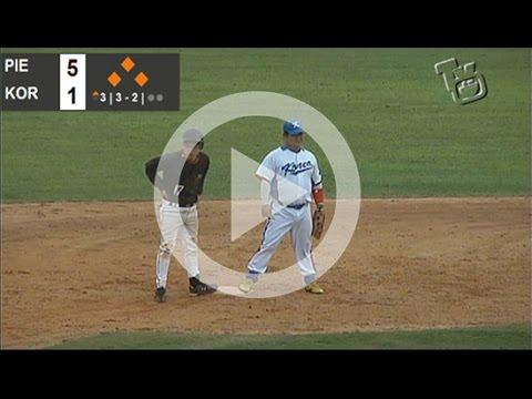 Torneio Nacional de Beisebol (Amador Avançado): Korea X Piedade