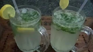How to make mint mojito without alcohol