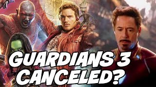 James Gunn Fired out of Guardians of the Galaxy 3 after Avenges Infinity War