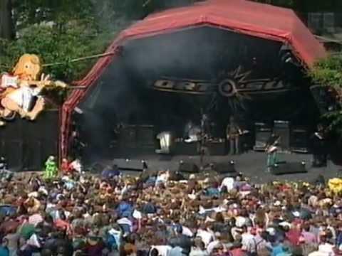 Sort Sol - Live fra Skanderborg 1994 ( Hele optagelsen fra DR )