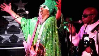 BOOTSY COLLINS AND THE RUBBER BAND! @ BB King