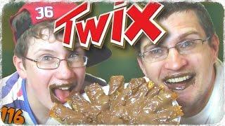 Вкусно готовим! Как сделать печенье! Простое, вкусное, домашнее печенье твикс -  Отец и Сын №116