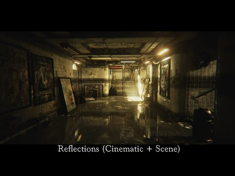 Unreal Engine 4 - Reflections (Cinematic + Scene) [HD 4K]