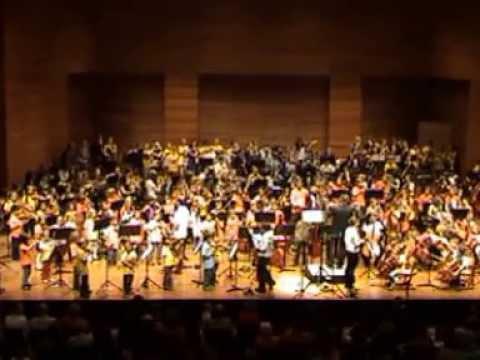 Ensemblekonzert Musikschule Weimar in der Weimarhalle FINALE