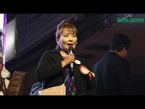 Gita Gurung: Vice President of Thamel Tourism Development Council