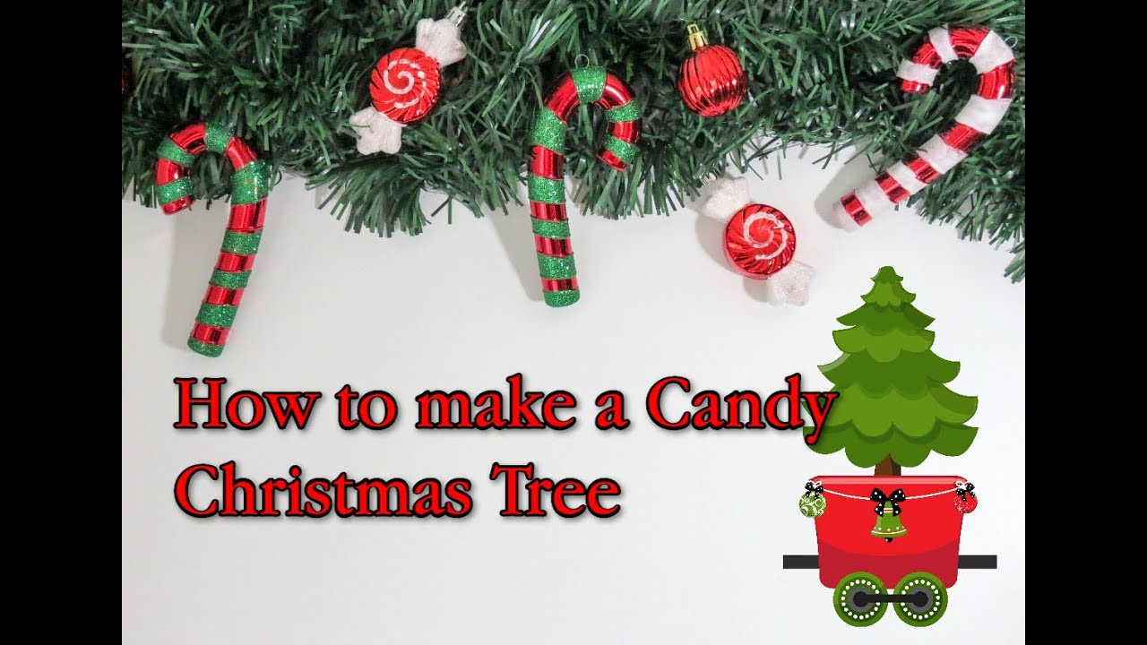 edible christmas craft ideas tree tutorial by a touch of sparkle by 4391
