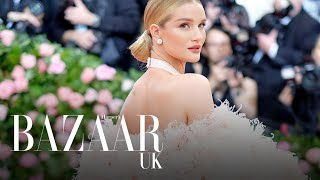 Rosie Huntington-Whiteley's best red carpet moments | Bazaar UK