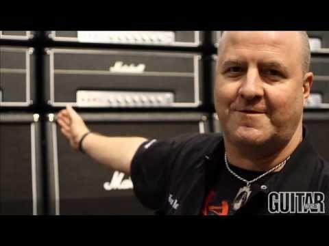 NAMM 2011 - Marshall Amps