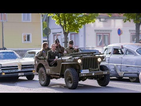 Street Meet Cruising Sundsvall 2017