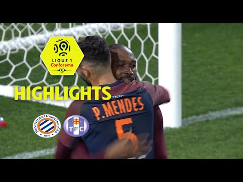 Montpellier Hérault SC - Toulouse FC (2-1) - Highlights - (M