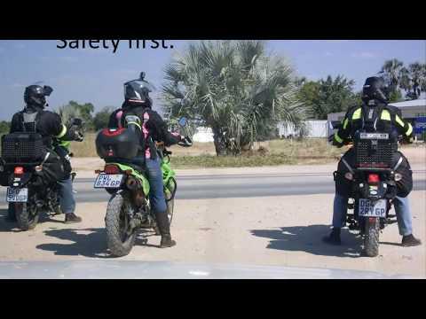 Angola on a bike