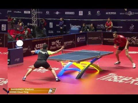2017 Grand Finals (MS-R16) SAMSONOV Vladimir (BLR) Vs WONG Chun Ting (HKG) [Full Match/720p]