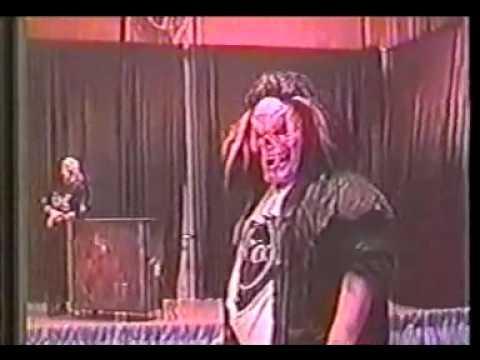 horror kungfu theatre intro horror host tv show youtube