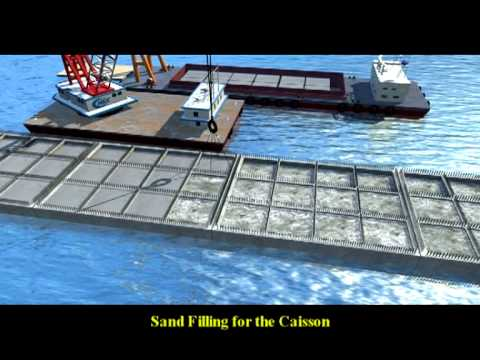 Animation for Colombo Port South Container Terminal   Copy