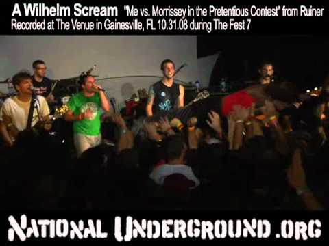 A Wilhelm Scream Full Set live at The Fest - 31/10/08