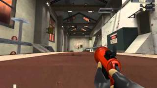 TF2 - Calling in a Heavycopter Strike