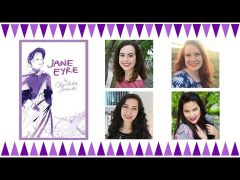 Jane Eyre Chat! | Austentatious Book Club