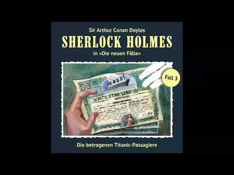 Der grüne Admiral (Sherlock Holmes - Die neuen Fälle 8) YouTube Hörbuch auf Deutsch