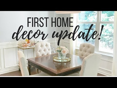 House Decor Update - Tour Our Main Level