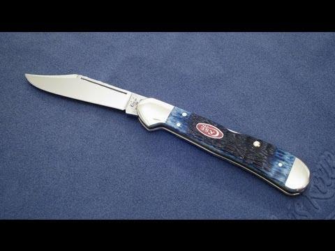 Case Copperlock Navy Blue Bone #07064 (61549L SS)
