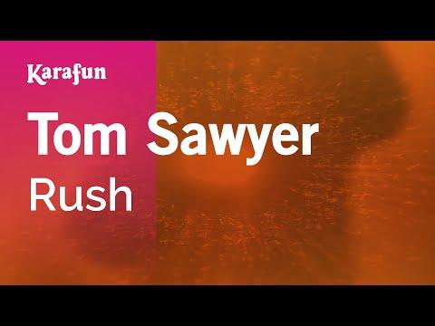 Karaoke Tom Sawyer - Rush *