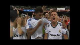 Repeat youtube video Cristiano's Amazing Goal ft. Shakira & Pique |HD|