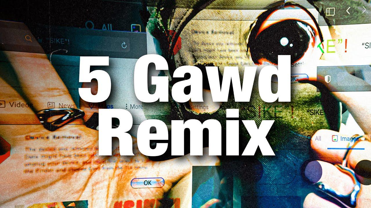 BIG Naughty(서동현) - 5 Gawd Remix (Official Audio)