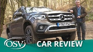 Mercedes X Class 2018 In-Depth Review | OSV Car Reviews