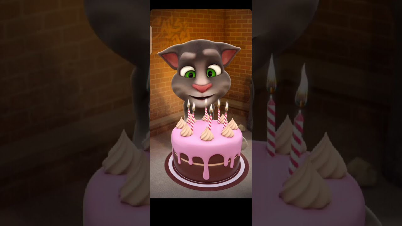 My Talking Tom 2 New Video Best Android Game Play #25