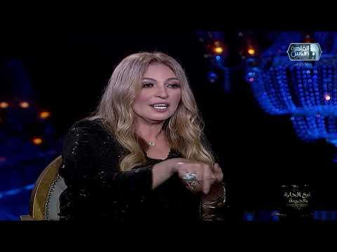 """نهلة سلامة تتحدث عن الأزمة التي تعرضت لها بعد تصريحاتها عن """"قبلات أحمد زكي ومحمود حميدة"""""""