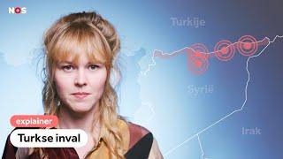 Turkije vs. Koerdische strijders: het gevecht uitgelegd