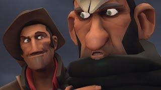 Merasmus is Sniper's dad