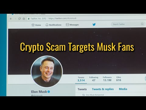 Crypto Scam Targets Elon Musk Fans | Hacker Weekly