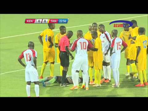 EAC MILITARY GAMES (FOOTBALL)  Kenya 1 vs 2 Tanzania ALL GOALS AND FULL TIME HiIGHLIGHTS.
